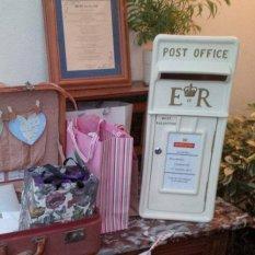 Ivory Postbox