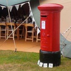 Red Pillarbox