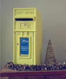 Postbox-Yellow