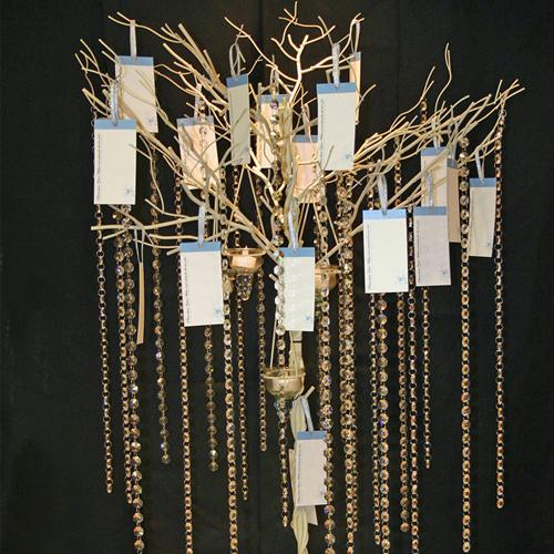 Crystal Wish Tree