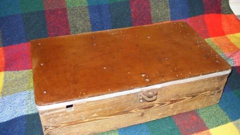 vintage box postbox